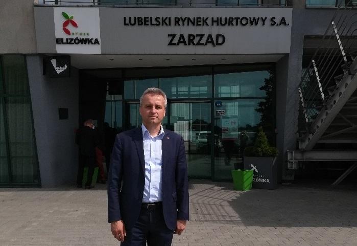Tomasz Czajkowski Prezes ZRRT